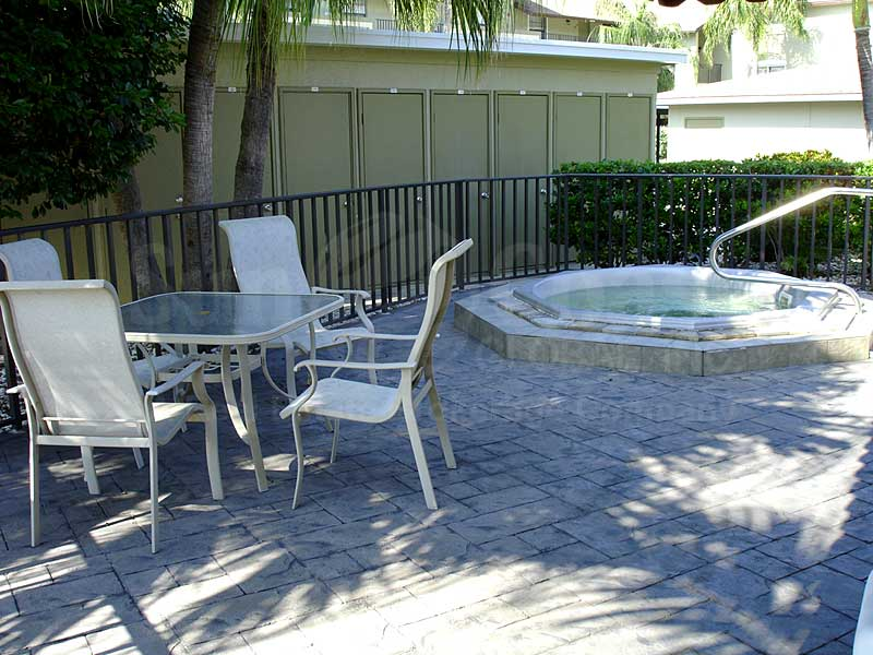 River Park Place Community Pool and Sun Deck Furnishings